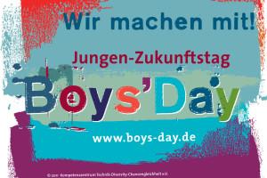 Naturheilpraxis Borkenfels beteiligt sich am Boys, Day 2016